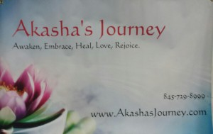 Akasha's Journey Logo