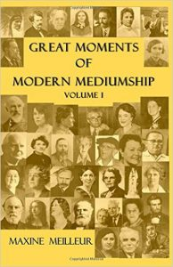 Great Moments of Modern Mediumship