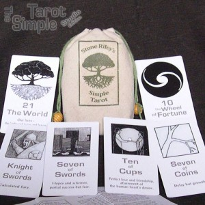 Stone's Simple Tarot