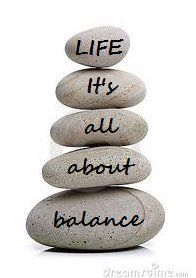 all about balance