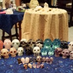 crystal skulls in stock