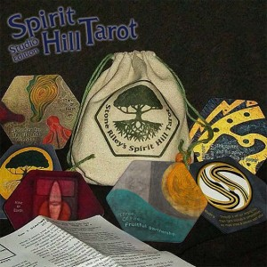 stone riley's spirit hill tarot