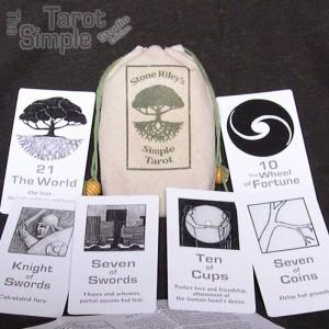 Stone's Simple Tarot