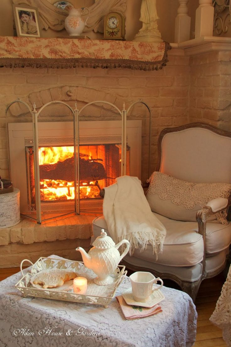 Cozy Christmas Holiday Decor Fireplace Tea Time Ideas Changing Times Changing Worlds