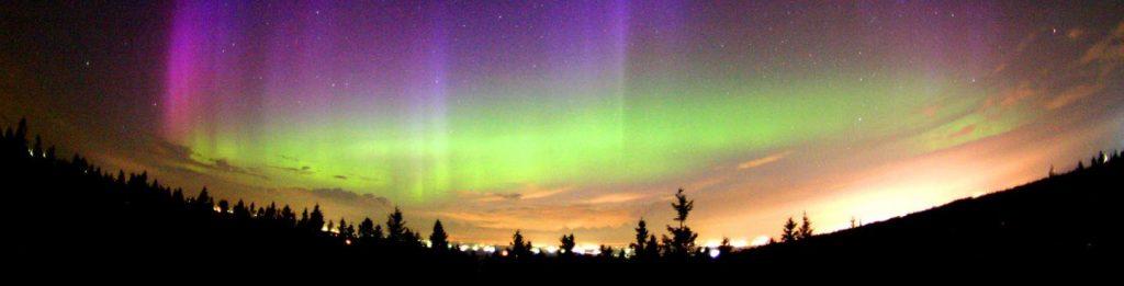 picture of Aurora Borealis